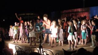 Clubtanz Sunset Resort Bulgarien Sunny Beach Sonnenstrand