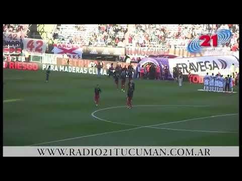 River Plate 2 - Atletico Tucumán 2