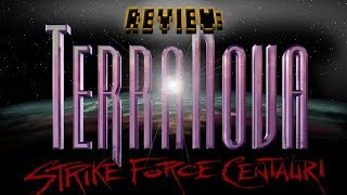 Retro Review: Terra Nova: Strike Force Centauri