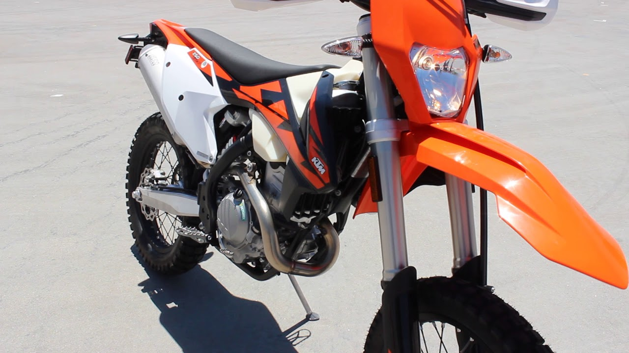 2018 ktm 450 exc. unique exc 2018 ktm 250 excf on ktm 450 exc