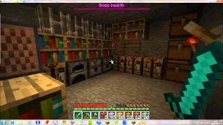 my minecraft house and josef fritzl dungeon