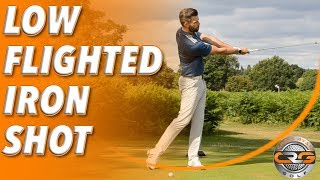 THE OPEN SPECIAL - LOW FLIGHTED IRON SHOT