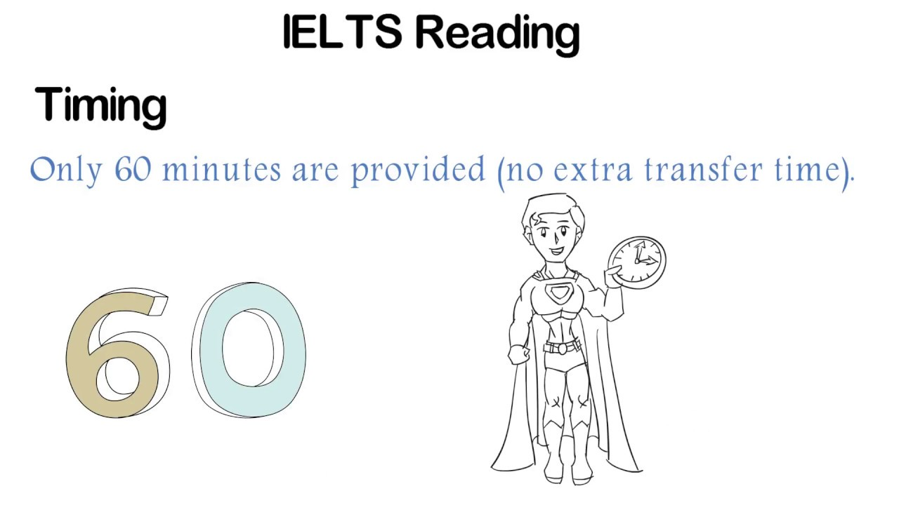 ISA Global Videos | IELTS Reading Exam Overview