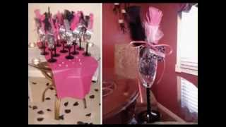 Bachelorette party decorations ideas