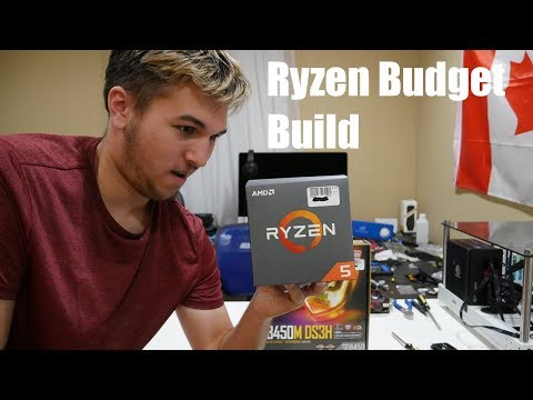 Ultimate 500 Dollar Budget Gaming and Streaming PC Build