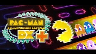 Pac-Man: Championship Edition DX+ (PC) - Manhattan Game Play