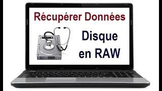 Récupérer les données d'un disque en RAW avec EaseUS Data Recovery Wizard Free