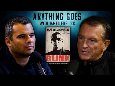 Notorious Bank Robber Ian (Blink) MacDonald Talks About The 6 Million Pound Bank Job That Went Wrong