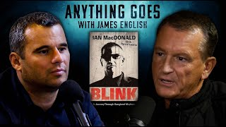 James English meets notorious bank robber Ian (Blink) MacDonald