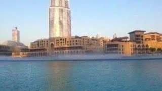 Dubai Mall Musical Fountain HD