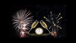 Liebe Silvestergrüße für dich! Lass es knallen ! - Happy New Year /Silvester Gruß für 2019