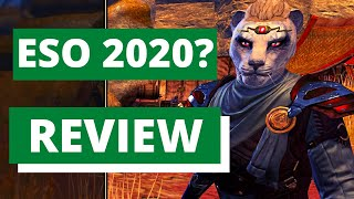 The Elder Scrolls Online Greymoor Review 2020 | Best MMORPG Worth Playing? | Family Friendly (ESO)