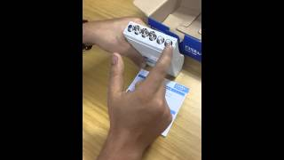 Unboxing de DSTV smart LNB