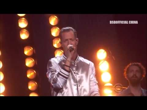 Cover Lagu Backstreet Boys & Florida Georgia Line - God, Your Mama and Me & Everybody (Live ACM Award 2017) STAFABAND