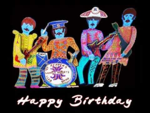 Happy Birthday Ecard - YouTube
