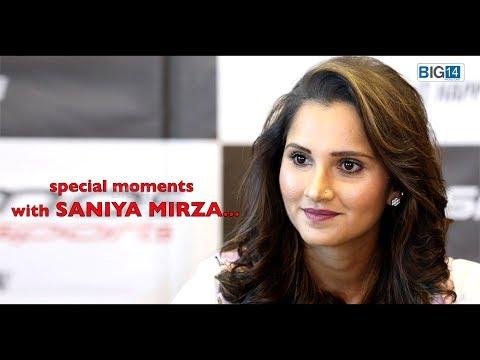 Special Moments with Saniya Mirza.