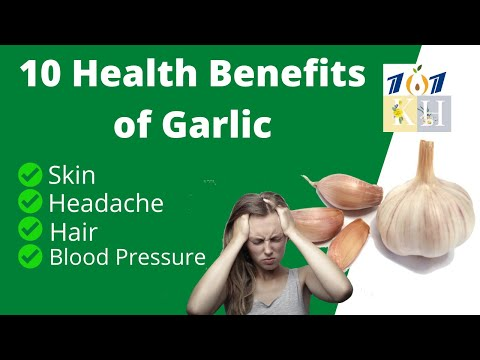 Take advantage of the Health Forces of Garlic clove