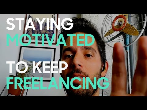 Staying Motivated to Keep Freelancing (using Dan Ariely's research) - Ask nuSchool #4