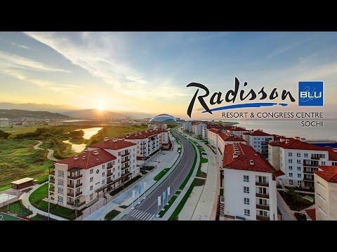 Сочи Timelapse. Radisson Blu Resort & Congress Centre