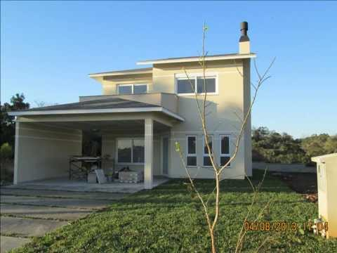Conheça 1ª casa no sistema Steel Frame condomínio BuenaVista (AUGUSTOPOA)