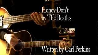 Honey Don't cover by The Beatles