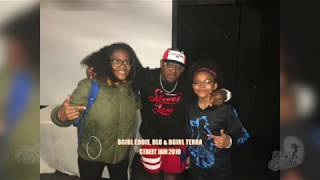 Street Jam 2019 - Bgirl Terra vs ?? - Semi Final Breaking Battle