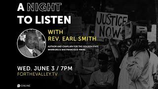 A NIGHT TO LISTEN   06.03.2020