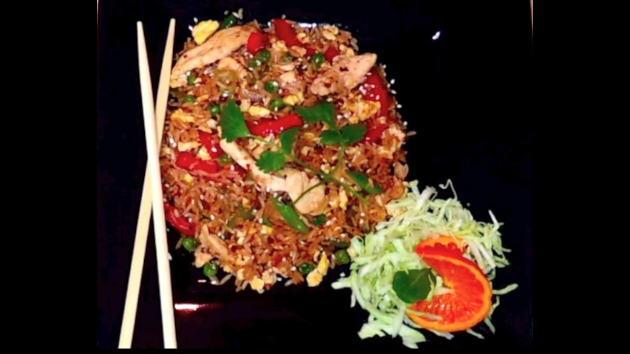 Best fried rice spicy chicken fried rice recipe from lovelys best fried rice spicy chicken fried rice recipe from lovelys kitchen ccuart Image collections