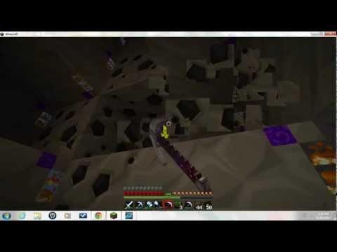 Minecraft - 4 - Off Camera Mining