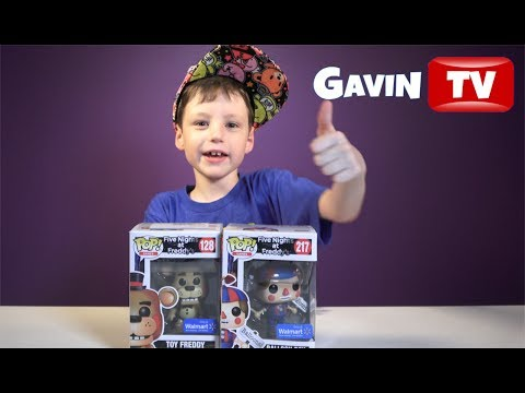 Download Youtube: FNAF FunkoPops Toy Freddy and Balloon Boy