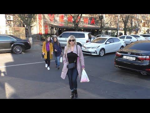 Yerevan, 30.10.18, Tu, Video-1, Shrjanainits nerkev.