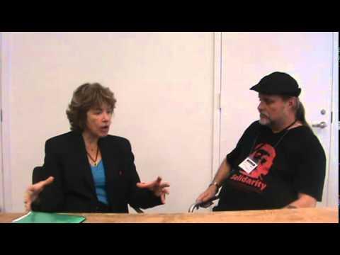 Interview - Laura Flanders