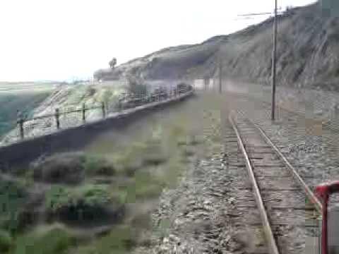 Isle of Man Transport:Bulgham MER journey.MP4