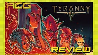 "Tyranny Review ""Buy, Wait for Sale, Rent, Never Touch?"""