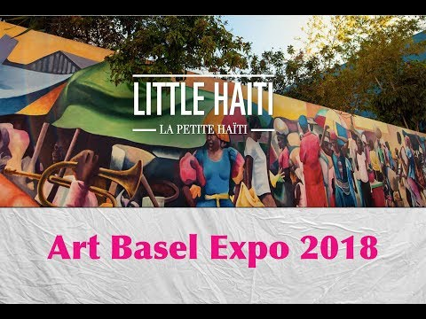 Art Exposition À Miami En 2018
