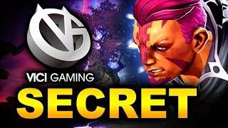 SECRET vs VICI GAMING - WHAT A GG! - ONE Esports Singapore World PRO DOTA 2
