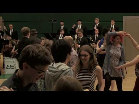 Swing Dance  |  MSU Jazz Orchestra I  |  4.19.2017