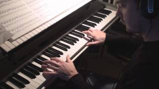 Naval - Music by Yann Tiersen - Piano: Rafael Zacher