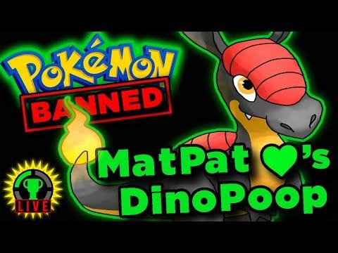 DINOPOOP, I Choose You! - Banned Pokemon Uranium