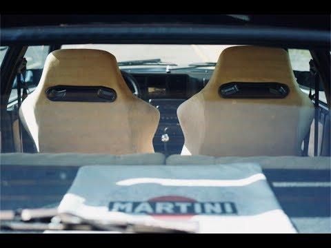 Interior Review - 1993 Lancia Delta Integrale Evo II