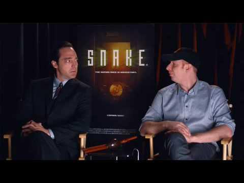 gold spot   Snake - interview   Orange UK