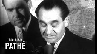 Mendes-France Visits Us (1954)