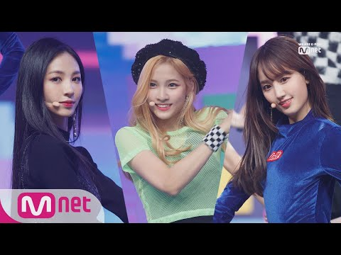 [Cherry Bullet - Q&A] Debut Stage | M COUNTDOWN 190124 EP.603