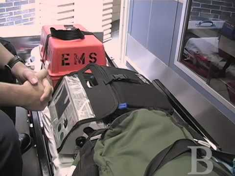 Emergency Medical Services: Inside the Ambulance - YouTube