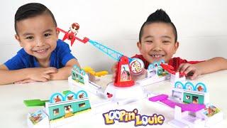 Fun Kids Game Loopin Louie CKN