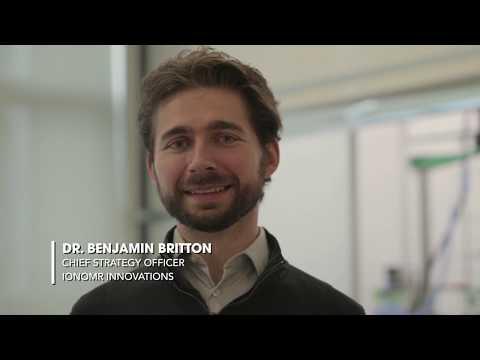 Innovate BC Ignite Award Winner: SFU + Ionomr