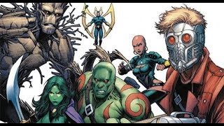 Guardians of the Galaxy Tribute [Earth Invasion]