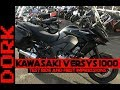 Kawasaki Versys 1000 Review: Test Ride and First Impressions + Versys 650 vs Versys 1000