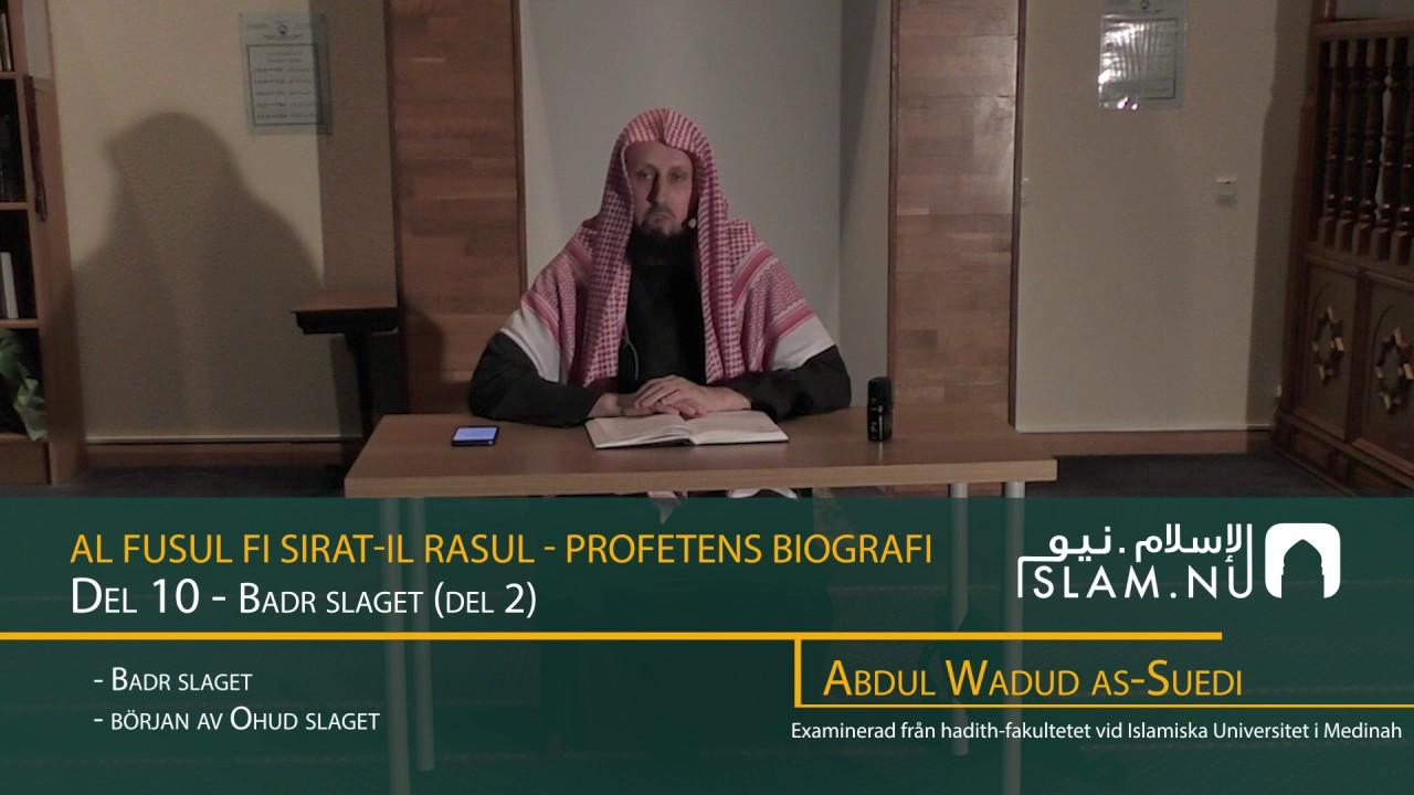 Profetens Biografi | salla Allahu 'alayhi wa sallam | Del 10