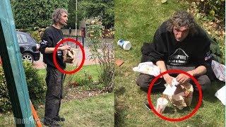 Бездомный мужчина попросился на работу к кровельщику – и вскоре поразил всех своими способностями!